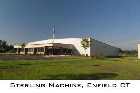 Senior Aero Space (Sterling Machine).