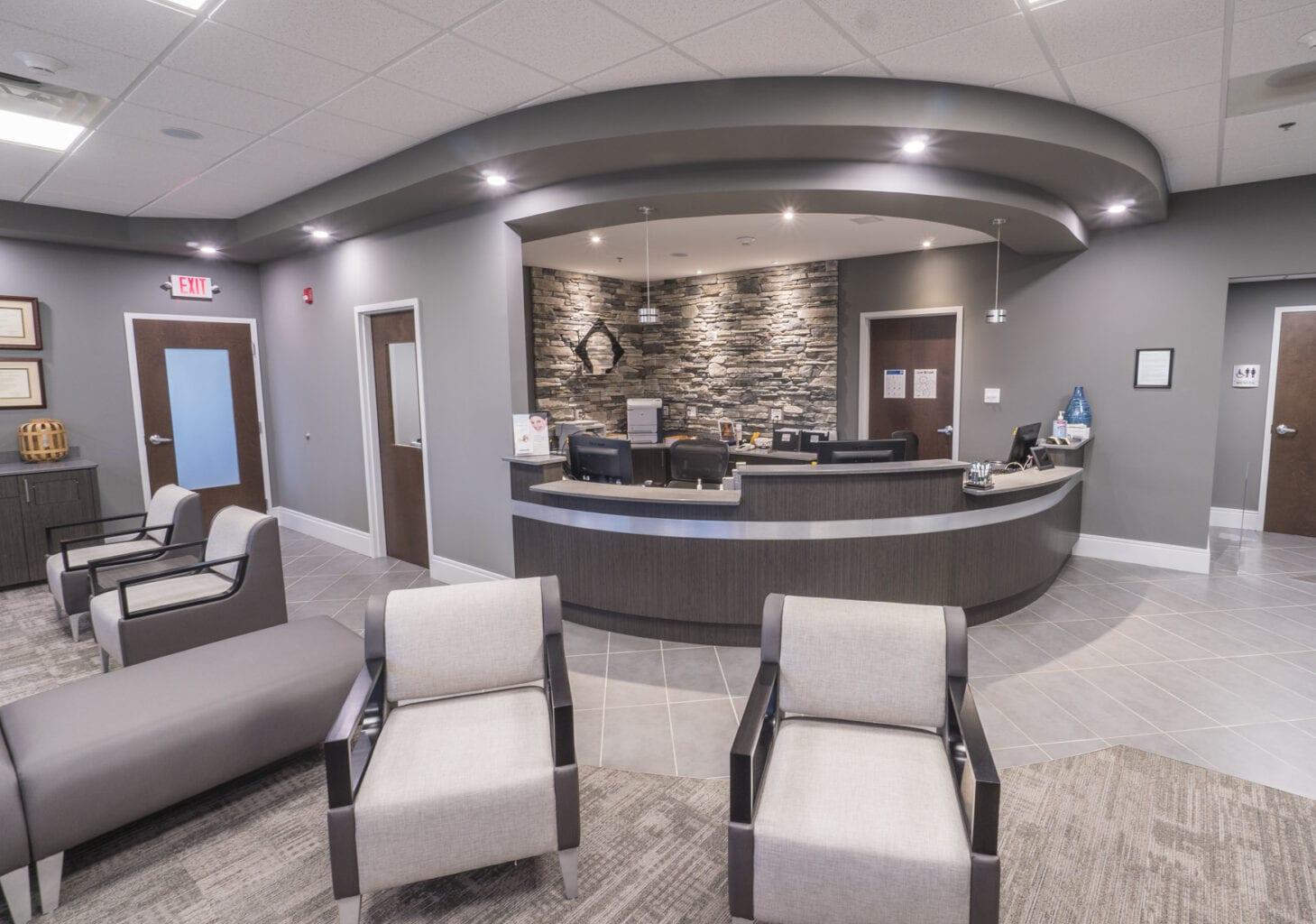 Berkshire Facial Surgery - Interior -33