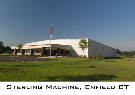 Senior Aero Space (Sterling Machine).
